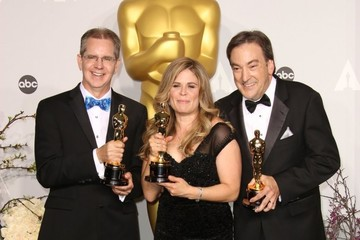 Chris Buck Press Room at the 86th Annual Academy Awards — Part 4