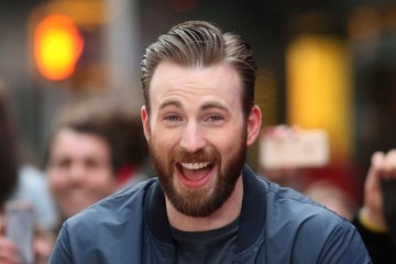 Chris Evans The 'Avengers' Assemble at 'Good Morning America'