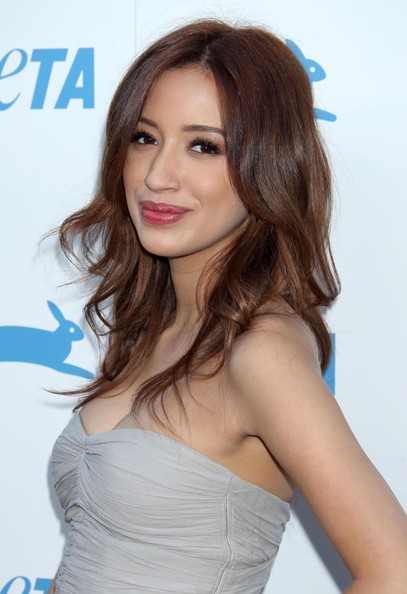 Who she dating christian serratos