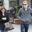 Christopher Egan Christopher Egan And Girlfriend Enjoying A Day In Vancouver