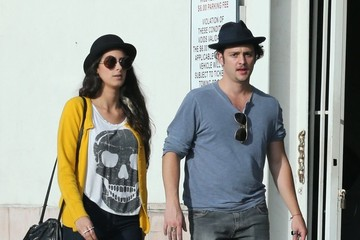 Christopher von Uckermann Christopher Von Uckermann Out With A Mystery Girl