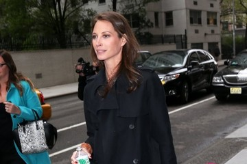 Christy Turlington Christy Turlington Out and About in NYC