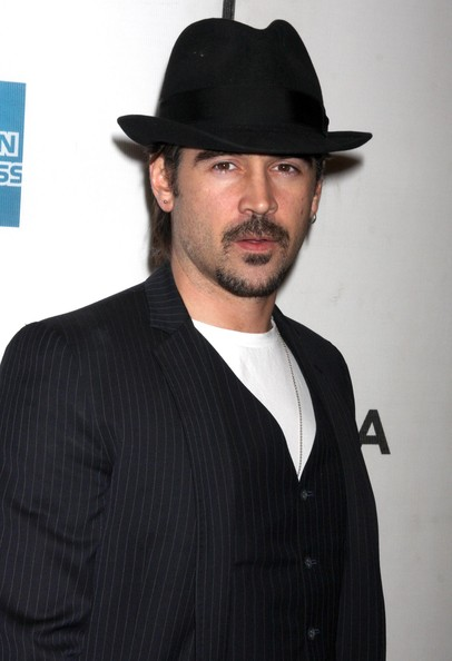 Colin Farrell At The 9th Annual Tribeca Film Festival - 'Ondine' Premiere