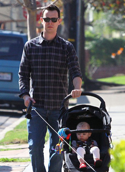 Photo of Colin Hanks & his  Daughter  Olivia Jane Hanks