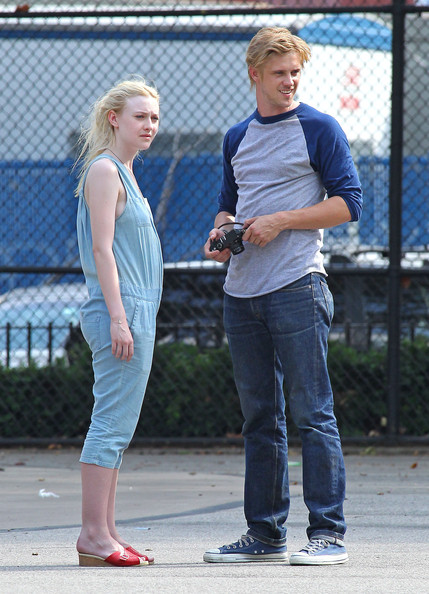 Dakota Fanning and Boyd Holbrook Photos Photos - Dakota Fanning Is A ...