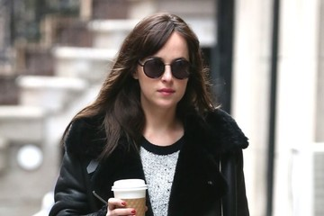 Dakota Johnson Dakota Johnson Out And About In NYC