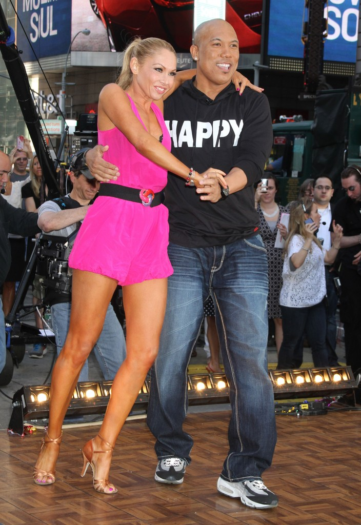Hines Ward Dancing With the Stars is My Super Bowl