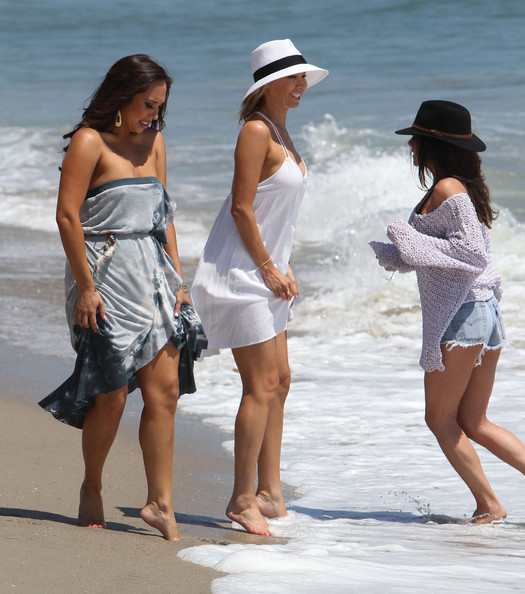 """""""Dancing with the Stars"""" Beach Party in Malibu"""