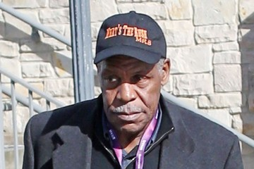 Danny Glover Celebrities Out and About at the Sundance Film Festival