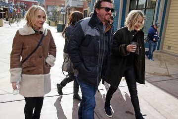 Danny McBride Celebs at the Sundance Film Festival