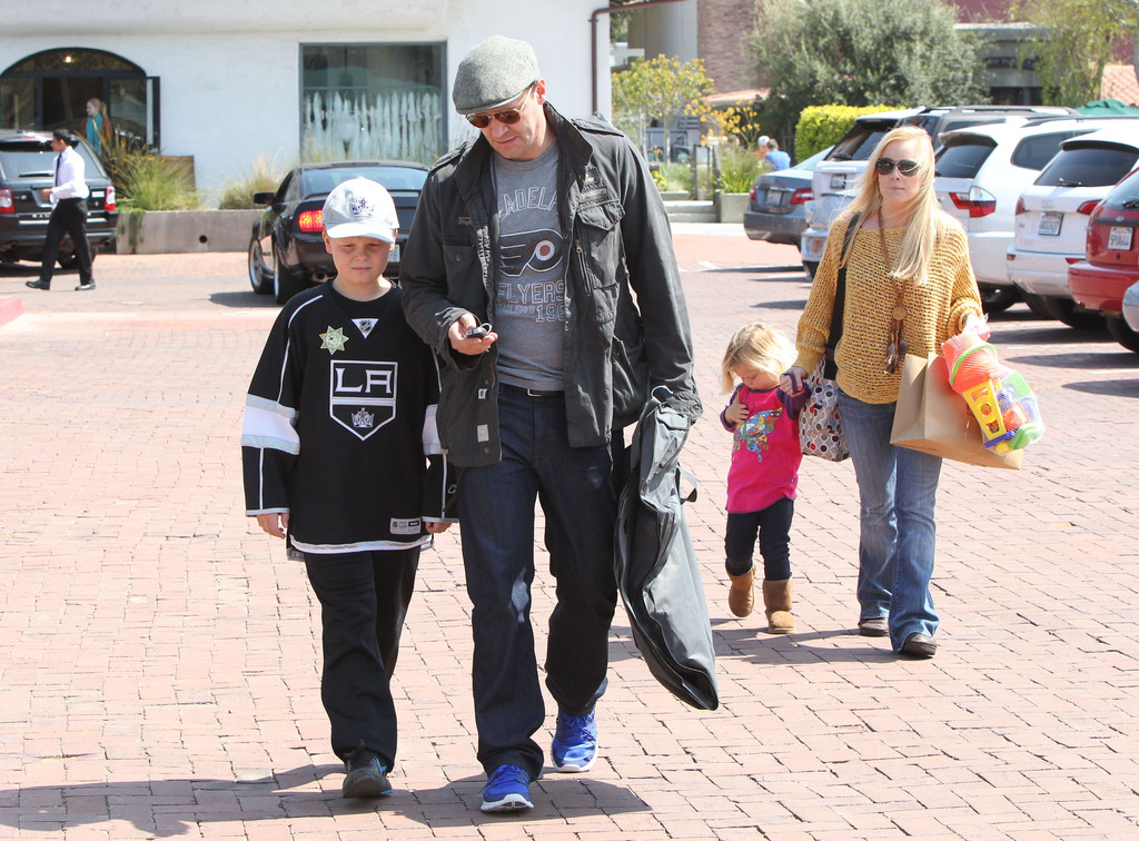 David Boreanaz Photos Photos - David Boreanaz And Family ...