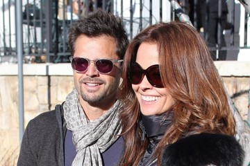 David Charvet Celebs Out At The 2014 Sundance Film Festival