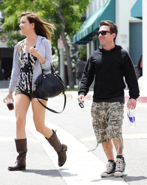 David Faustino 'Married With Children' star David Faustino grabs lunch ...