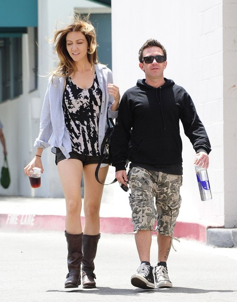 David Faustino Gets Lunch with His Girlfriend - Pictures ... David Faustino Wife
