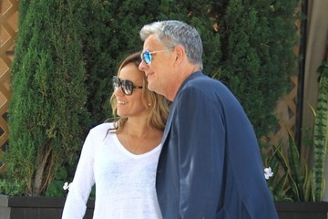 David Foster David Foster Has Lunch in Beverly Hills