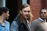 David Guetta Steps Out In NYC