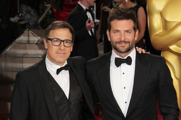 David O. Russell Bradley Cooper Arrivals at the 86th Annual Academy Awards — Part 2