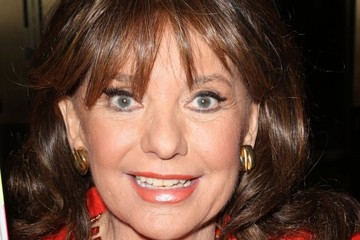 Dawn Wells Celebs Visit the 'Today' Show
