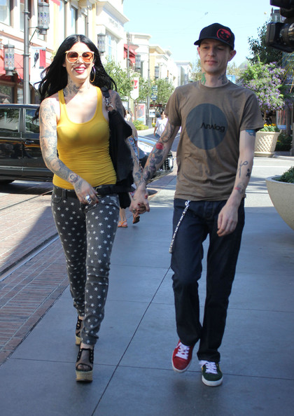 are kat von and deadmau5 dating