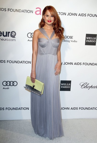 Debby Ryan - Britney Spears at the The 2013 Elton John Academy Awards Party in LA