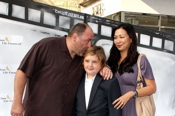 Deborah Lin File Photos of James Gandolfini