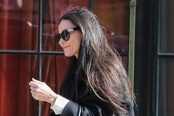 Demi Moore Demi Moore Steps Out in NYC