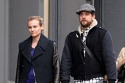 Diane Kruger & Joshua Jackson Go out in NYC