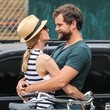 Diane Kruger and Joshua Jackson Snuggle in NYC