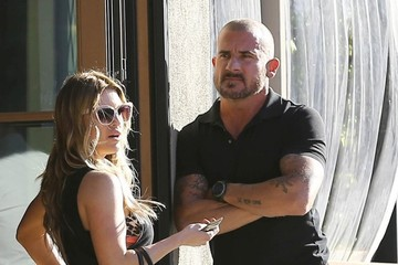 Dominic Purcell Dominic Purcell Lunches with a Friend