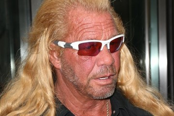 Duane Chapman 'Dog The Bounty Hunter' Steps Out In NYC