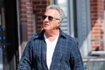 Dustin Hoffman Dustin Hoffman Out And About In NYC