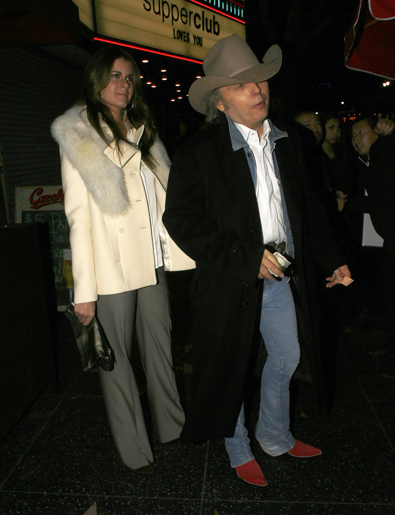 Dwight Yoakam Photos Photos Dwight Yoakam Leaving