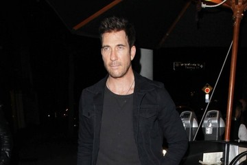 Dylan McDermott Dylan McDermott Out For Dinner At Craig's