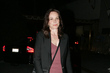 Barbara Hershey Celebrities On A Night Out In Los Angeles