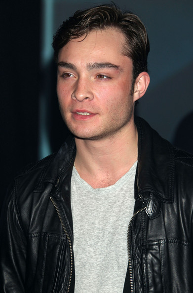 Ed Westwick Celebrities at the world premiere of Walt Disney's 'TRON: Legacy' at the El Capitan Theatre in Los Angeles, CA.