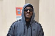 Actor Eddie Murphy stops by The Coffee Bean & Tea Leaf for his morning coffee in Studio City, California on February 7, 2017.
