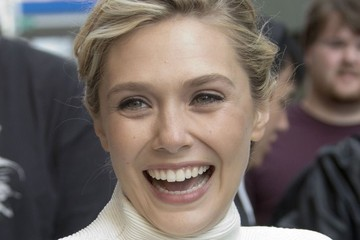 Elizabeth Olsen Elizabeth Olsen at 'The Daily Show' in New York City