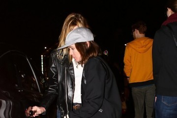 Ellen Page Celebrities Attend Katy Perry's Halloween/Birthday Party in Hollywood