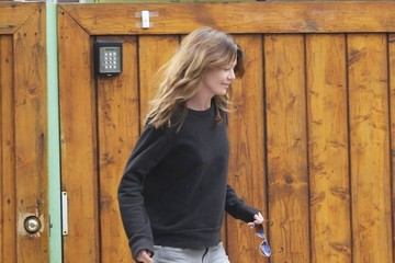 Ellen Pompeo Ellen Pompeo Out and About in Hollywood