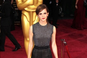 Emma Watson Arrivals at the 86th Annual Academy Awards — Part 2
