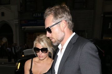 Eric Johnson Jessica Simpson and Eric Johnson Spotted in NYC