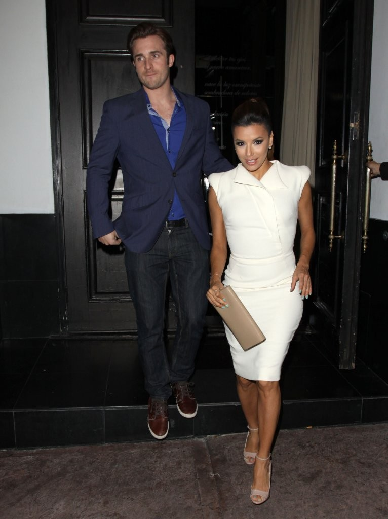 who is eva longoria dating from ready for love