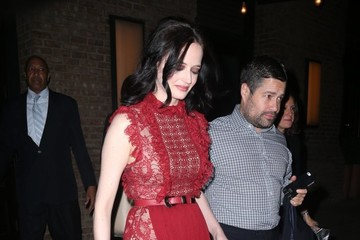 Eva Green Eva Green Heads Out in NYC