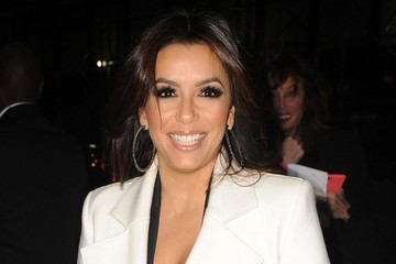 Eva Longoria Is All Smiles