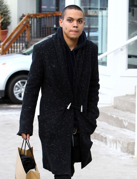 evan ross brother