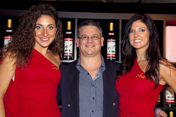 Frank Cohen FHM Stoli Summer Mix Up Party In Sydney