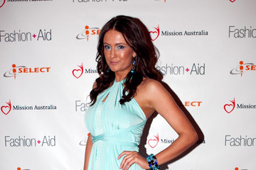 Kate Neilson Fashion Aid Ball 2010 In Melbourne