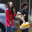 Jennifer Love Hewitt and Patricia Hewitt Photos