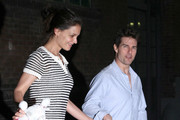 Katie Holmes and Tom Cruise Photos Photo