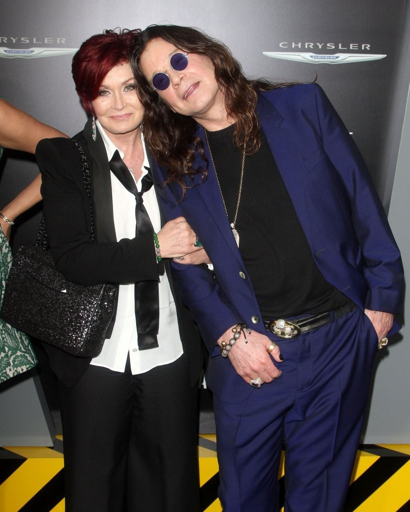 Are Ozzy and Sharon Osbourne Really Breaking Up Because of Her Hairstylist?